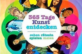 """Buchtipp: """"365 Tage Kunst entdecken"""""""