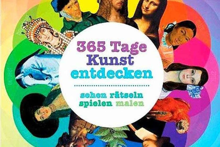 """Buchtipp: """"365 Tage Kunst entdecken"""" - Badische Zeitung TICKET"""