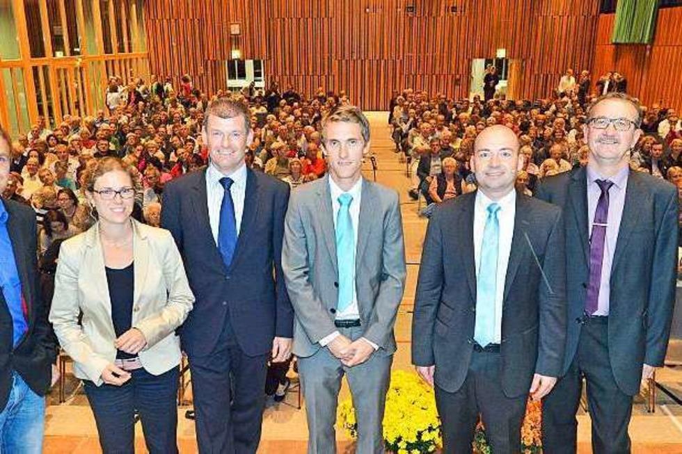 Gundelfinger Bürgermeisterkandidaten im Check - Badische Zeitung TICKET