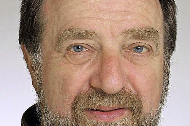 Michael Straub (Grüne): Vertreter sozialer Aspekte