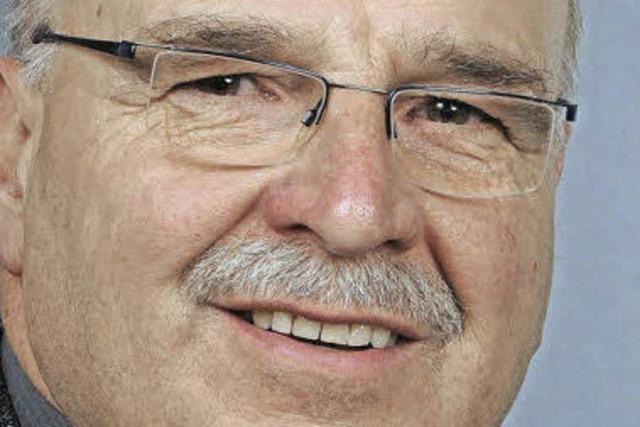 Ewald Lützelschwab (Freie Wähler): Stimme des Mittelstands
