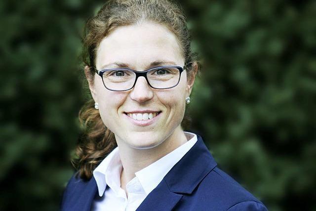 Claudia Warth steigt bei der Bürgermeisterwahl in Gundelfingen aus