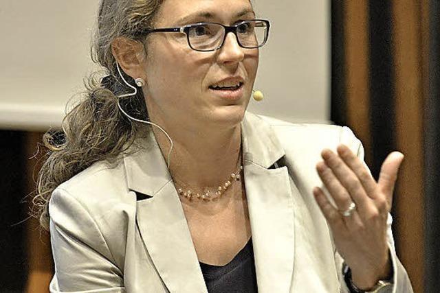 Kandidatin Claudia Warth steigt auch aus