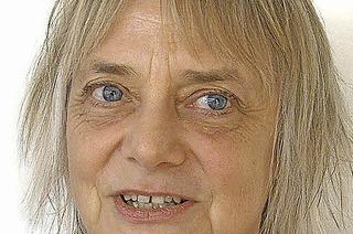 Margarete Kurfe� (Gr�ne): Die Bildungspolitikerin