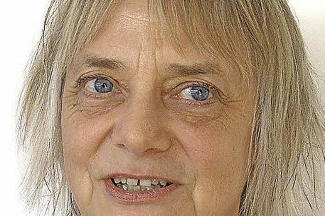 Margarete Kurfeß (Grüne): Die Bildungspolitikerin