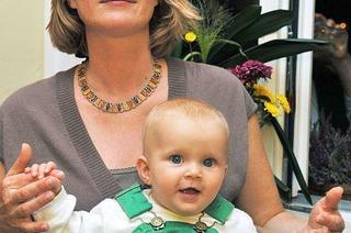 """Kerstin Andreae: """"Meine Kinder machen mich glücklich"""""""