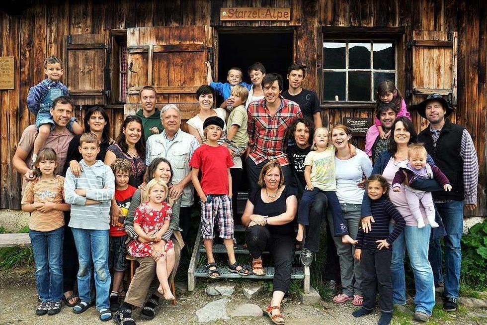 Das Glück, von Kindern umgeben zu sein - Badische Zeitung TICKET