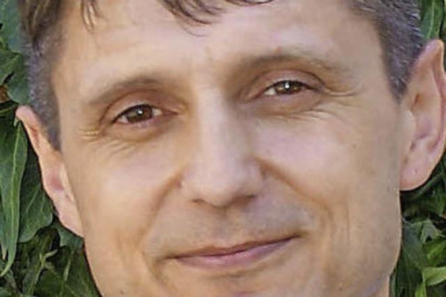 Martin Halm (Freie Wähler): Mann der ersten Stunde