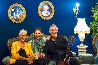 Musik liegt bei Familie Huber im Blut