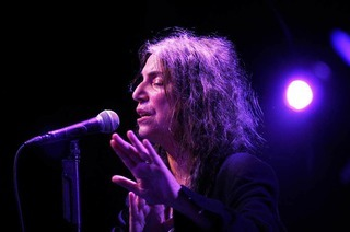 "Patti Smith & Her Band zelebrieren im Burghof Lörrach das ""Horses""-Album"