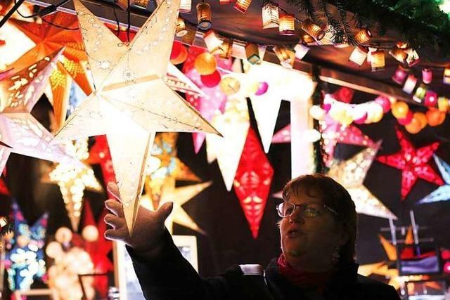 Freiburger Weihnachtsmarkt