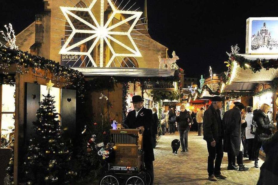 Basler Weihnacht - Badische Zeitung TICKET