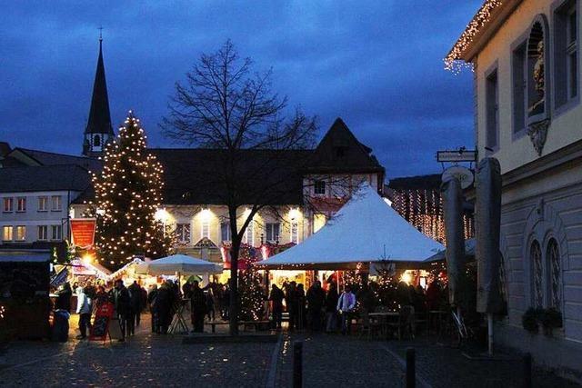 Emmendinger Weihnachtsmarkt