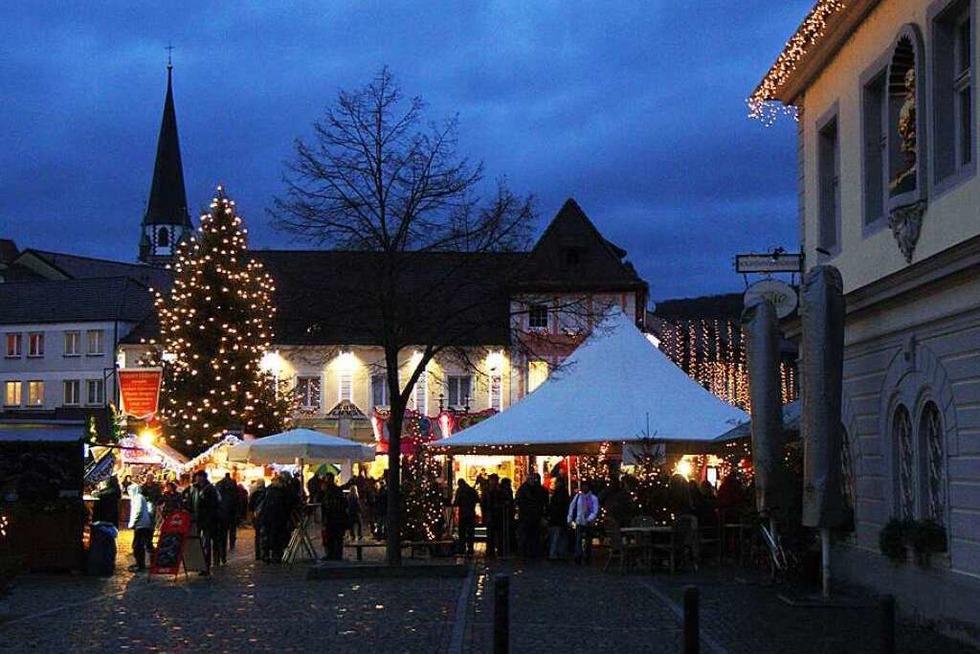 Emmendinger Weihnachtsmarkt - Badische Zeitung TICKET