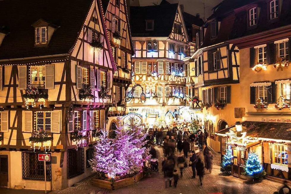 Weihnachtsmarkt Colmar - Badische Zeitung TICKET