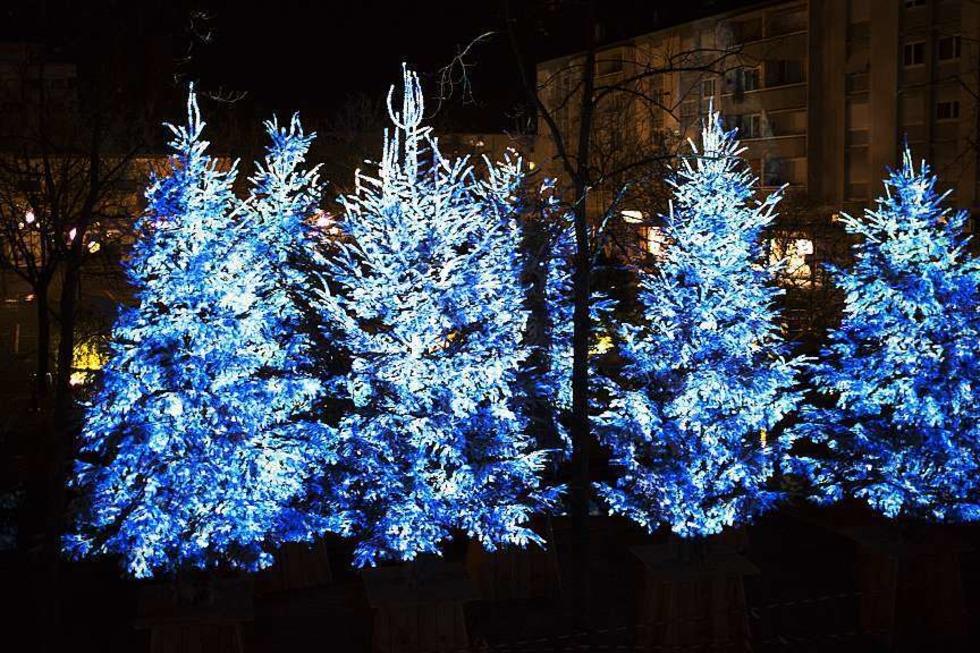 Blaue Weihnachten in Guebwiller - Badische Zeitung TICKET