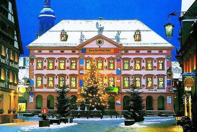 Gengenbacher Adventsmarkt