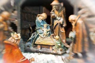 Weihnachtsmarkt in Struth