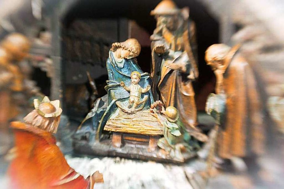 Weihnachtsmarkt in Struth - Badische Zeitung TICKET