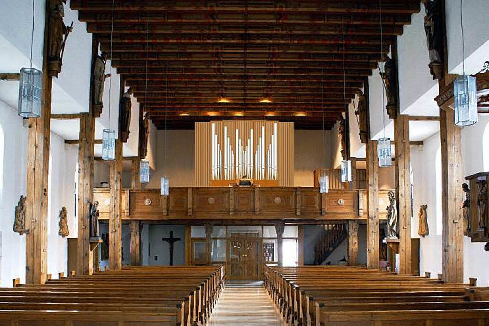 Wie in Dresden die neue Orgel für Titisee entsteht - Badische Zeitung TICKET
