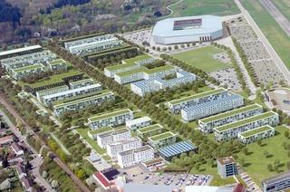 Schlagabtausch in der Rothaus-Arena zum neuen SC-Stadion