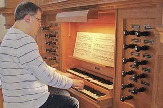Die Umkircher Metzler-Orgel von 1980