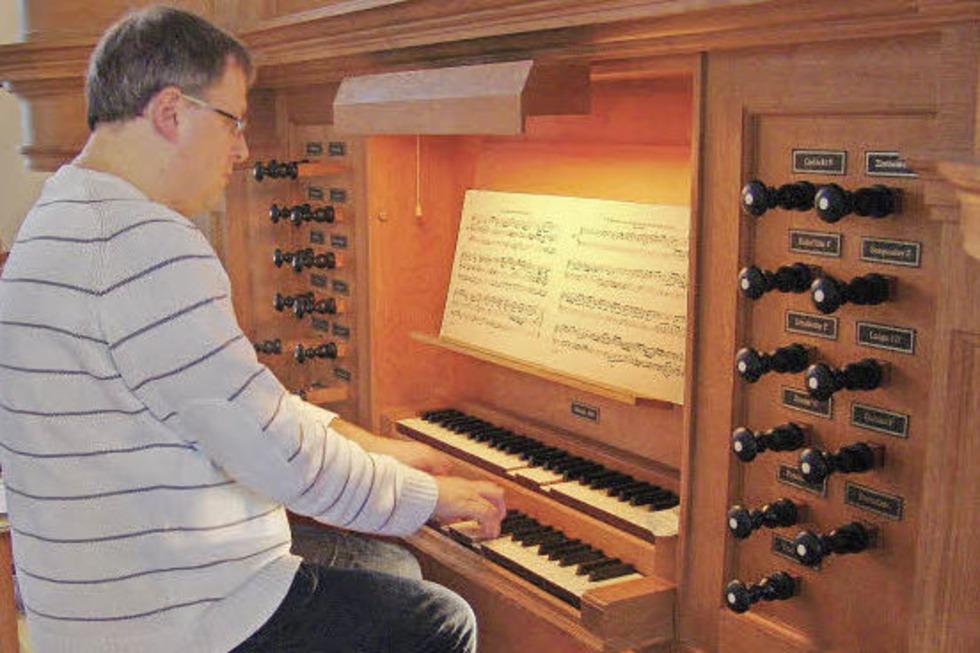 Die Umkircher Metzler-Orgel von 1980 - Badische Zeitung TICKET