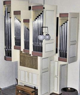 Tzschöckel-Orgel als Himmelsleiter - Badische Zeitung TICKET