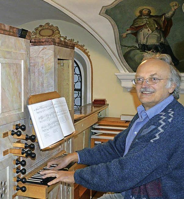 Die perfekte Orgel zur Liedbegleitung - Badische Zeitung TICKET