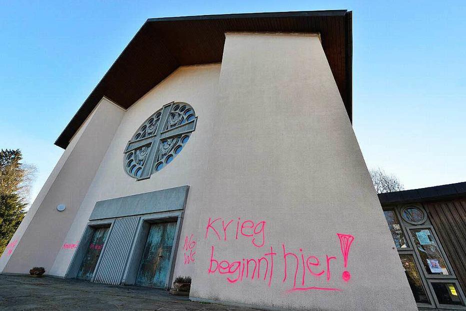 Kirche St. Barbara Littenweiler - Freiburg