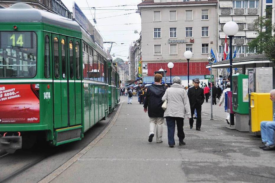 Claraplatz - Basel