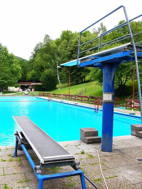 Freibad Stühlingen - Stühlingen