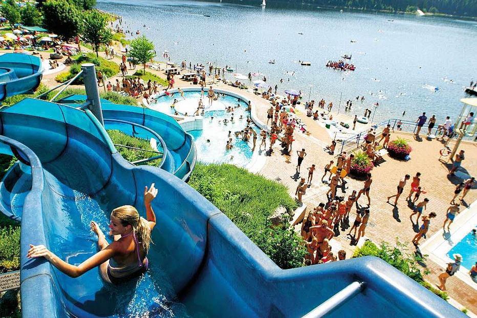 Erlebnisbad Aqua Fun - Schluchsee