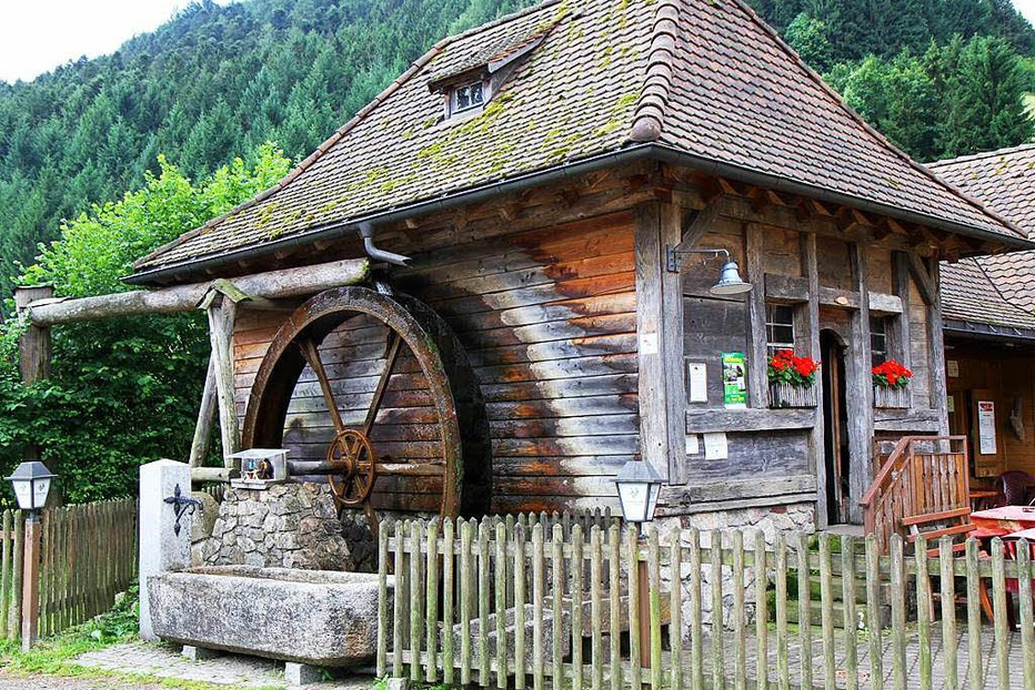 Kronen-Mühle - Simonswald