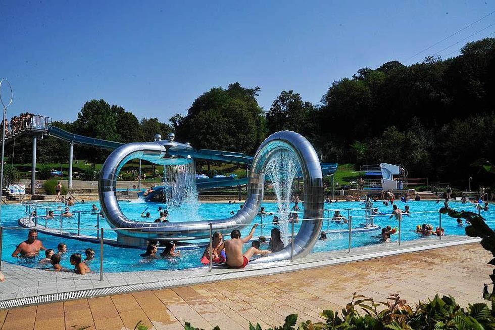 Freizeit-Familien-Sportbad - Müllheim