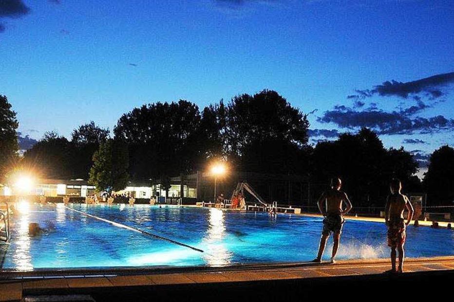 Freizeitbad - Teningen