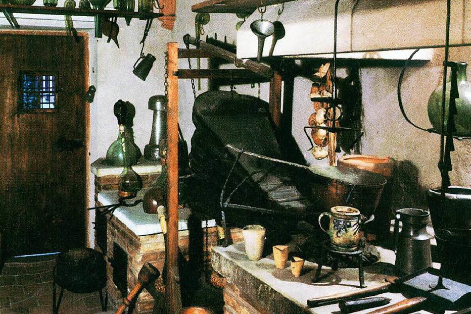 Pharmazie-Historisches Museum - Basel