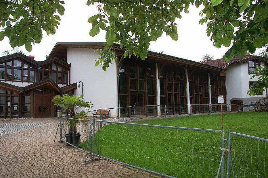 Kirchberghalle - Heuweiler