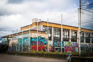 Mühlengassen-Halle