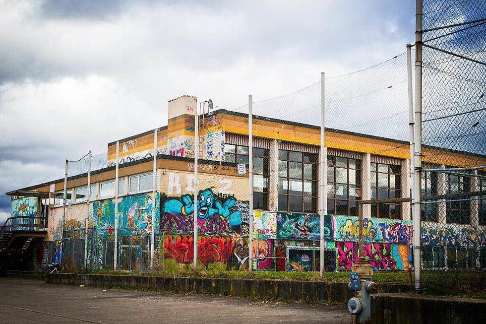 Mühlengassen-Halle - Denzlingen