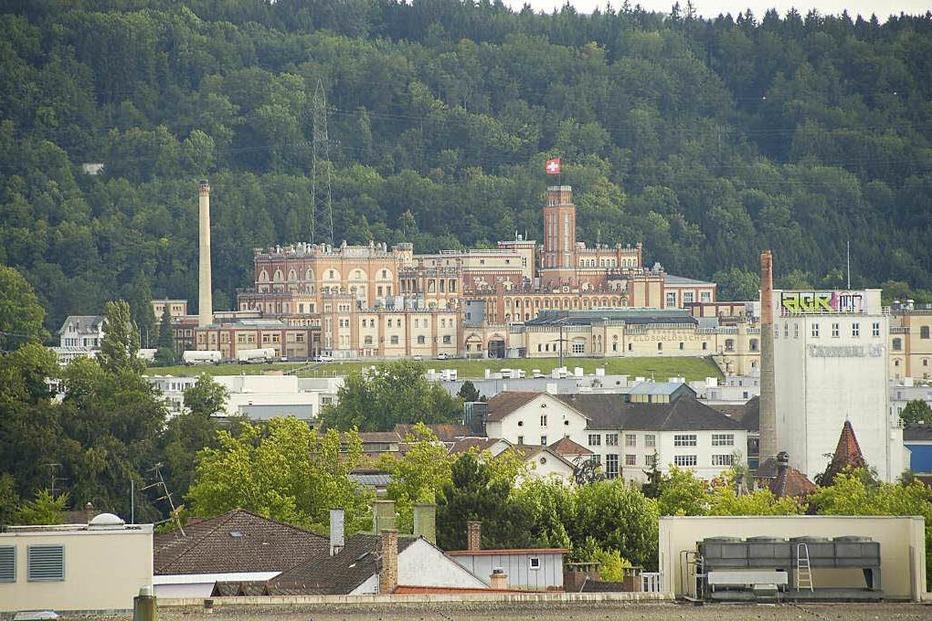 Brauerei Feldschl�sschen - Rheinfelden