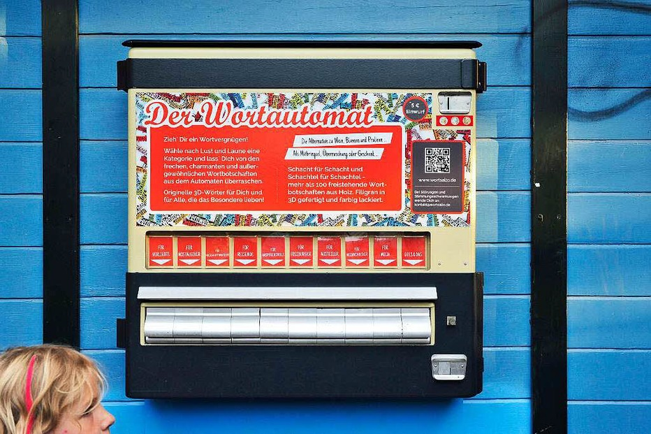 Wortautomat - Freiburg