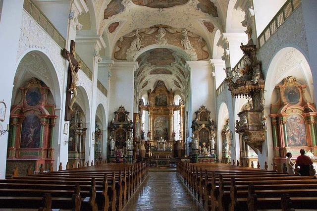 Pfarrkirche St. Trudpert
