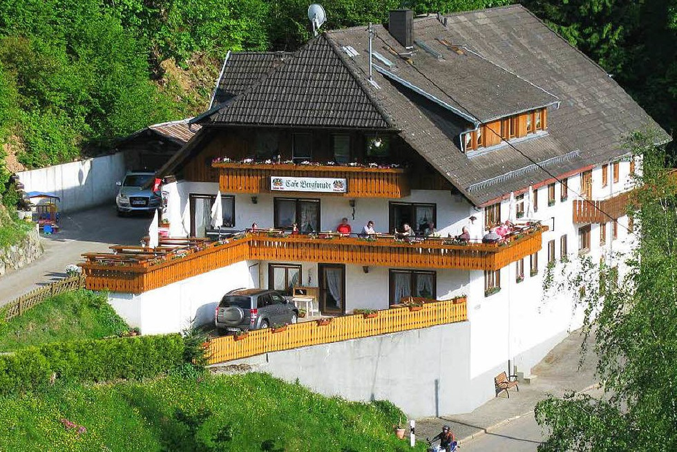 Café Bergfreude - Münstertal