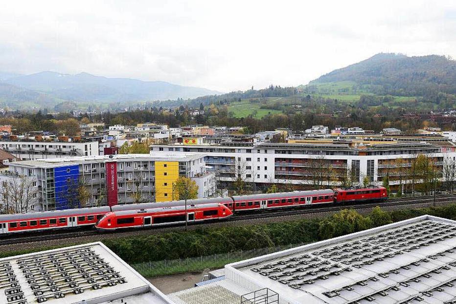 Stadtteil Vauban - Freiburg
