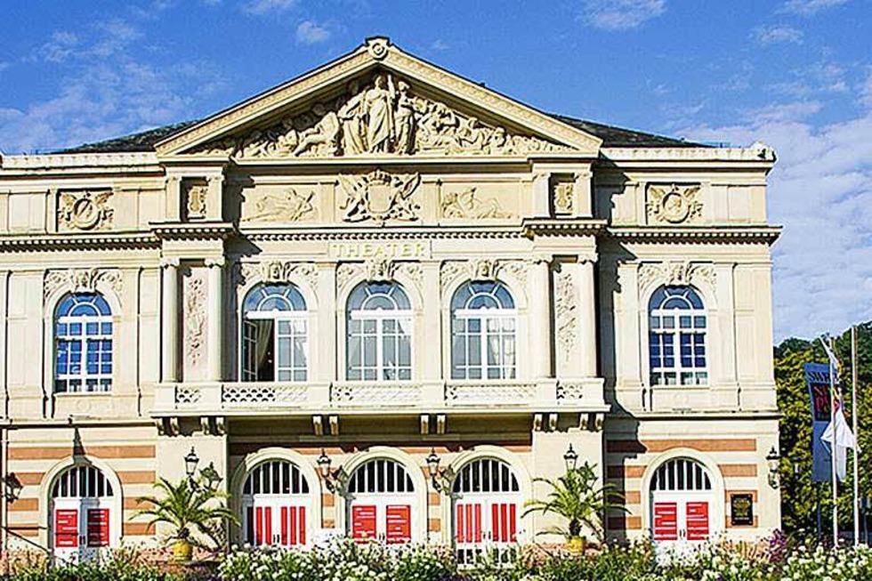 Theater Baden-Baden - Baden-Baden
