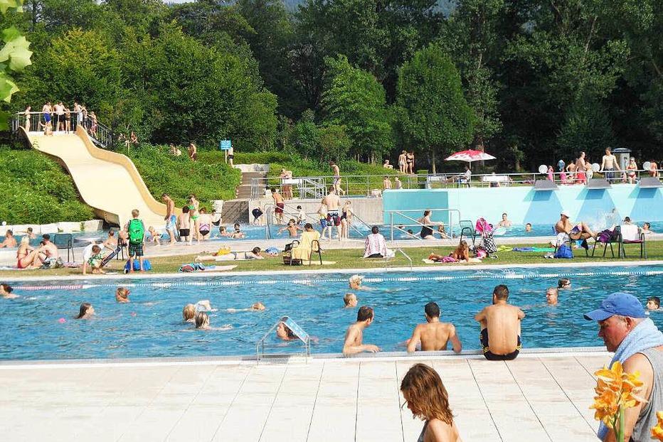 Dreisambad - Kirchzarten