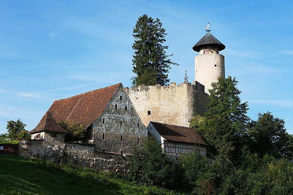 Burg Birseck - Arlesheim