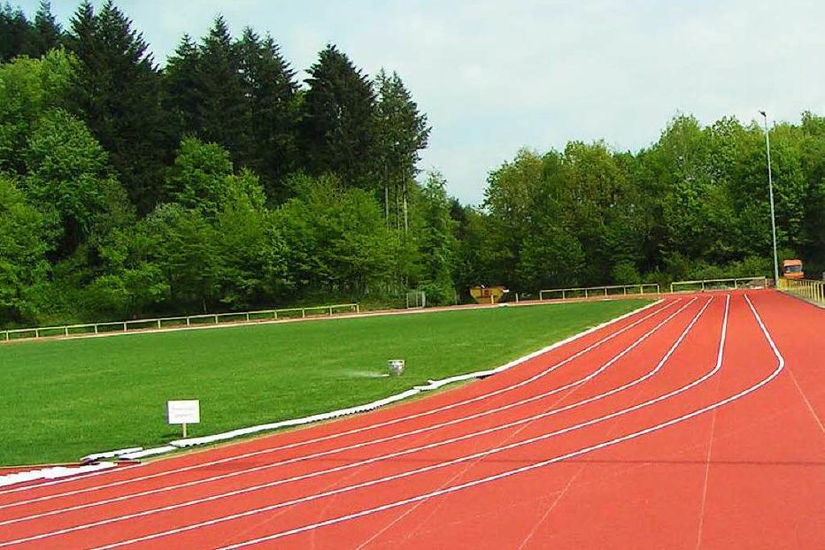 Hochrheinstadion - Bad Säckingen