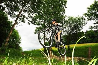 Mountainbike-Parcours Kappel